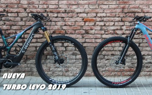 Nueva Specialized Turbo Levo 2019
