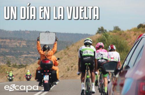 Un día en La Vuelta: etapa 19