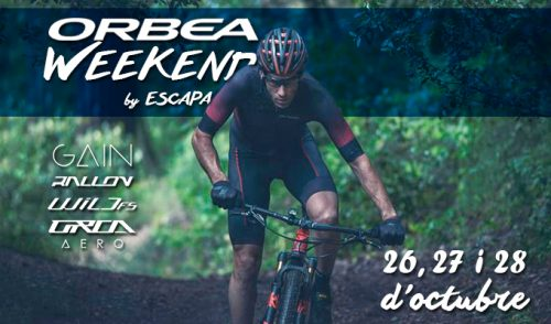 Orbea Weekend by Escapa