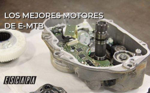Los mejores motores de bicicleta eléctrica