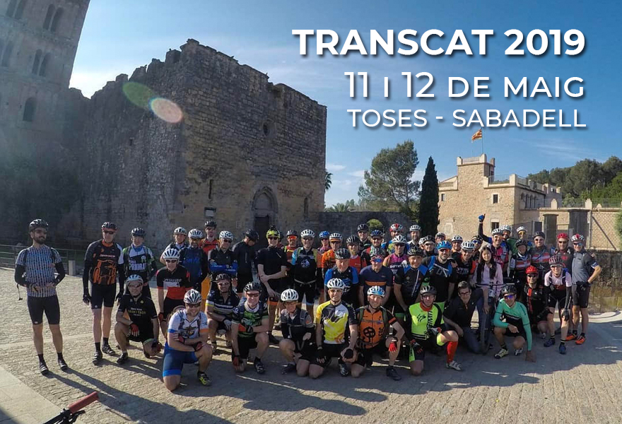 Transcat 2019: Toses-Sabadell, ciclisme a punt!
