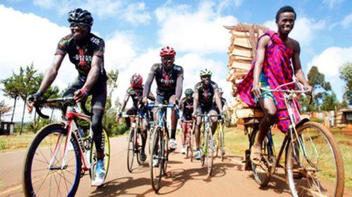 Biciescapa llega a Kenya