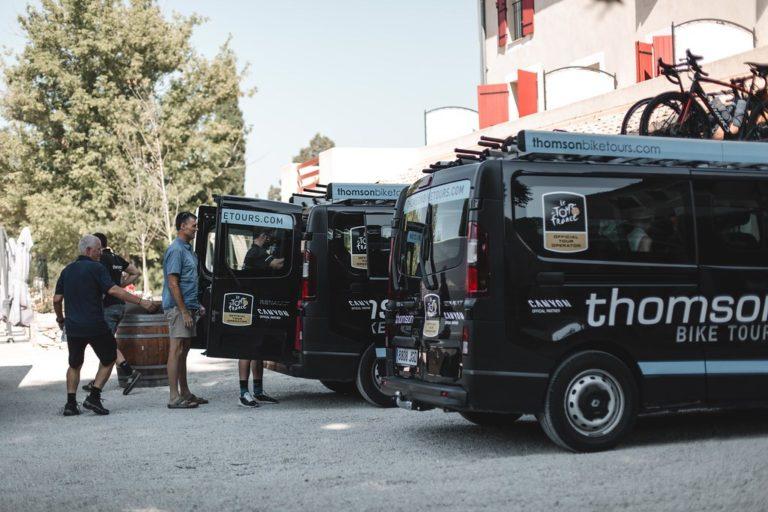 Servicios premium en Biciescapa: llega Thomson Bike Tours!