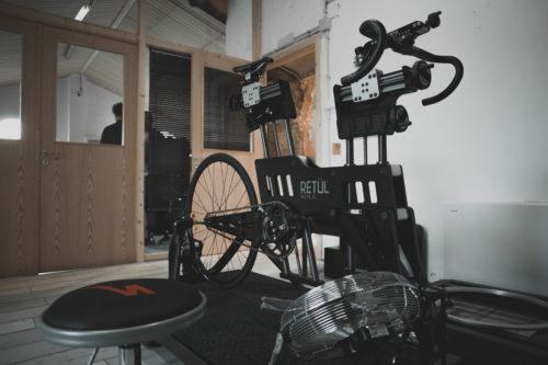 Servicios a medida en Biciescapa: Bikefitting & Training.