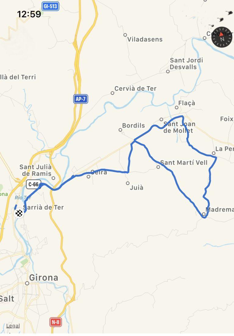 Salida carretera afterwork femenina. Acompáñanos por Girona!