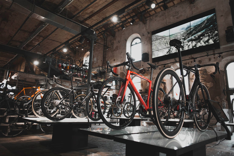 Ruta en bici de carretera. Unimos Biciescapa Sabadell con Girona
