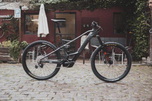 Saca el lado más salvaje: llega la nueva e-bike Wild FS aluminio a biciescapa!